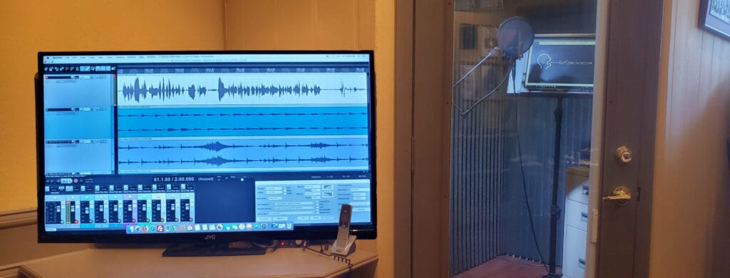Professional digital recording facilites